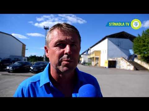 Rozhovory po utkání s Loko Leipzig (30.6.2018)