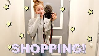 Big Shopping Spree after cleaning out my closet! with Annie Rose