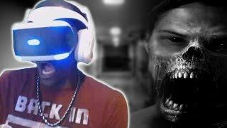 HTC Vive, Oculus Rift, PlayStation VR SCREAMTAGE    Horror Reaction Compilation #14
