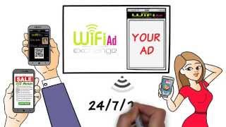 WiFi Hotspot Advertising - WiFi Adexchange Brings You The Best Solution For WiFi Marketing