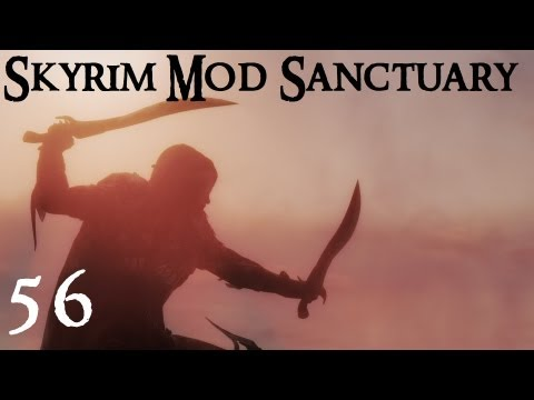 Skyrim Mod Sanctuary 56 : Frostfall - Hypothermia Camping Survival