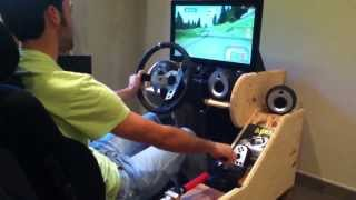 Richard Burns Rally Cote De Arbroz  Toledonen 3199 Racing Simulator Rbr