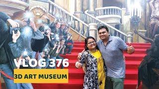 When Swetha went wild in 3D Art Museum Langkawi !! Vlog 376