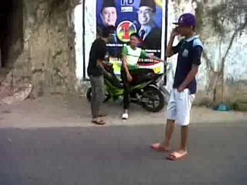 Harlem Shake Gps Iseng doank