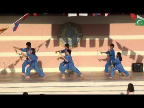 Vietnamese Martial Arts - Asian Cultural Festival 2013