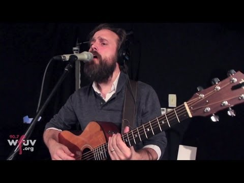 Iron and Wine - The Desert Babbler (Live at WFUV)