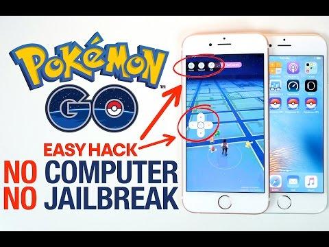 Pokemon GO Hack NO Computer! Joystick & Location Spoofing