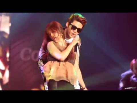 [Fancam] 121129 Coway Concert   (Taecyeon  2pm)