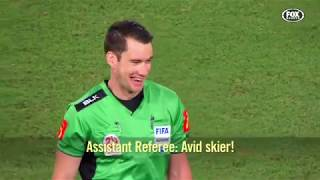Mic'd up | An exclusive look at a referee's perspective of an A-League game