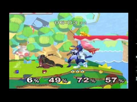 CCHD - iBall+Sneaky (Blue) vs Hood+Hi5 (Red) Teams Losers Round 1