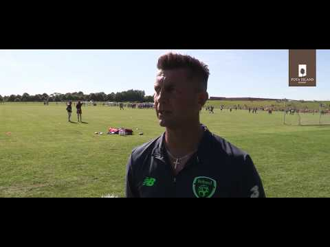Gaynor Tournament: Colin Bell Interview