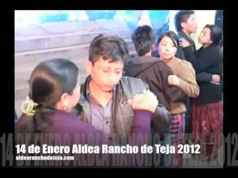 Aldea Rancho de teja Primera parte del 14 De Enero 2012