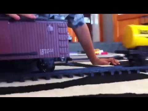 Trenes a vapor