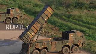 South Korea: Ballistic missile drills held following North's nuclear test