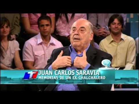 Entrevista a Juan Carlos Saravia en