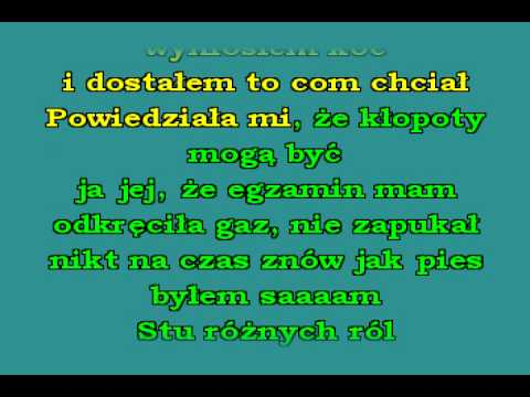 Karaoke Polskie Mp3 Z Tekstem Perfekt - Autobiografia_Divx.avi