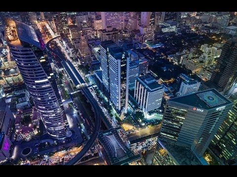 Bangkok - The Beauty of Faith (Thailand Time Lapse HD)