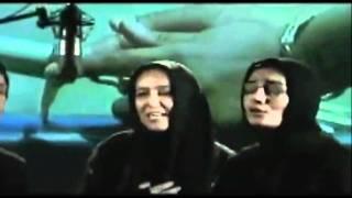 اجرای سرود ملی با صدای دلنشین هنرمندان مردمی