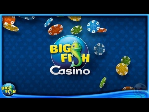 Big Fish Casino -- Free Slots, Poker, Blackjack and More! - iPhone & iPad Gameplay Video