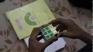 Rubiks Cube Tutorial in Bangla part-1