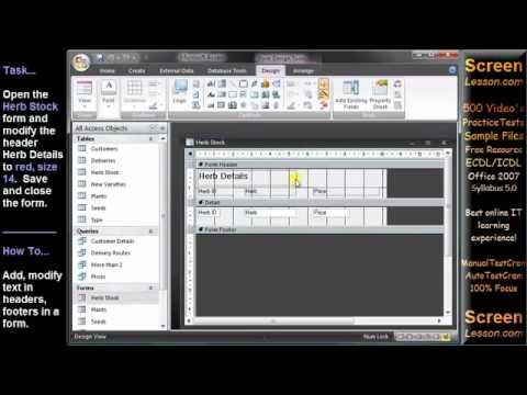 2 sample test icdl module