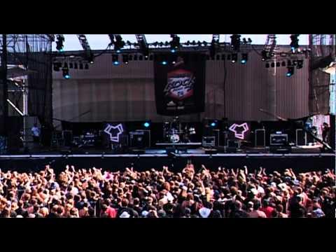 Miloš Meier - Dymytry DRUM SOLO, Masters of Rock 2011