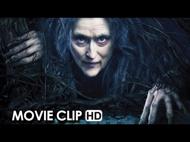 Into The Woods Movie CLIP - I Don't Like That Woman (2014) - Johnny Depp, Meryl Streep Movie HD