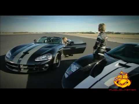 Fuelblaster Viper SRT10 766 HP VS Geiger Ford GT 711 HP Video