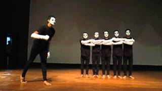 Best Mime Ever Group 5 Incredible India Classic Hd