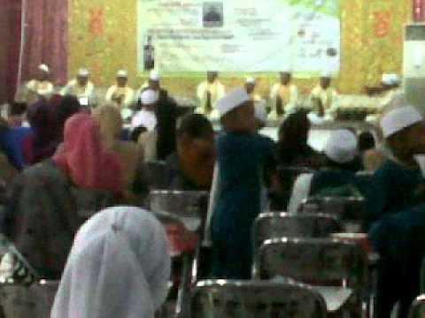 Festival maulid Al-habsyi (Al-Mubarokah banjarbaru)