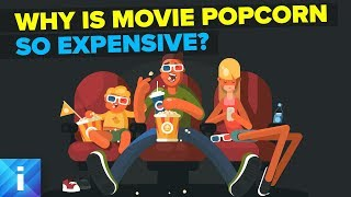 Why Is Movie Popcorn So Expensive?
