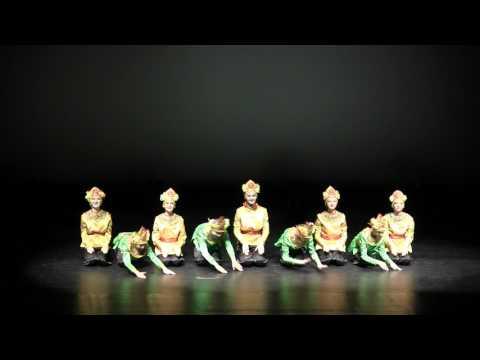 2017.03.26 - 14. Народный ансамбль танца «Экзотика» - «Индонезийский танец»
