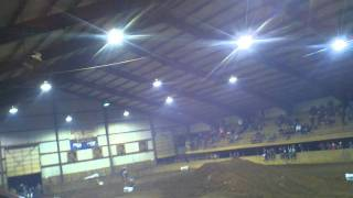 """The Cowboy"" Kenny Bartram at Longhorn R Arena"