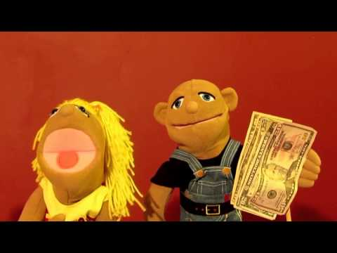 Heygidday.Biz - The Best Biker Patches Wallets Bandanas & More! Funny Puppet