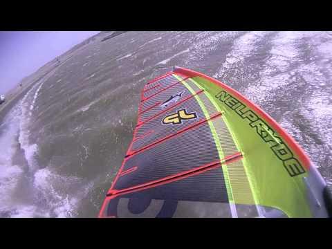 Luderitz Speed Canal, 9 Oktober 2014. Topspeed 50,5 knots.