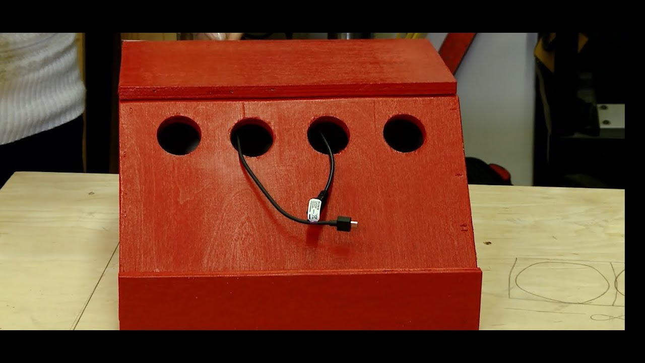 How To Build Your Own Charging Station Youtube