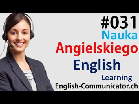 #31 Kurs Języka Angielskiego Słownictwo English Czerwionka Leszczyny Kuyavian Pomeranian Piotrków