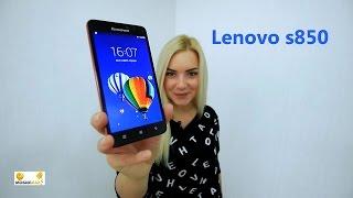 Lenovo S850: Обзор стильного смартфона с обширными возможностями