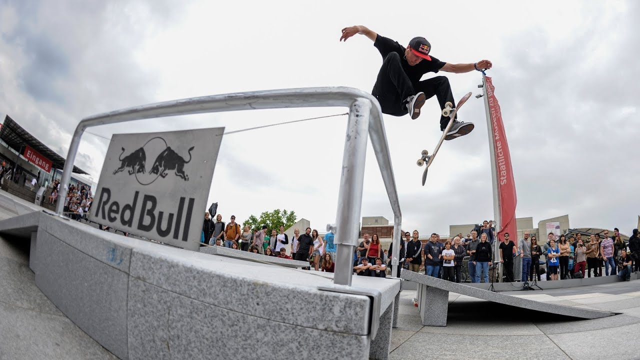 Red Bull X Games Skateboarding