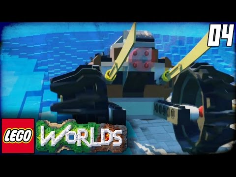 Lego Worlds Part 3 -