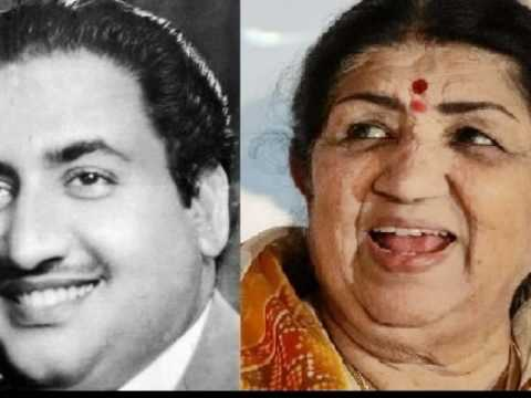 Mohammed Rafi And Lata Mangeshkar Songs |jukebox| - Part 1 2 (hq) video