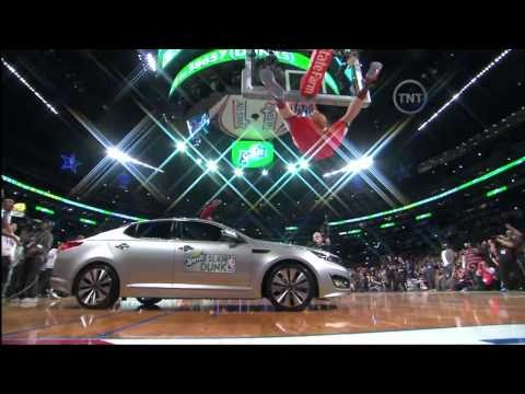 Blake Griffin 2011 Slam Dunk Contest Complete Highlights video