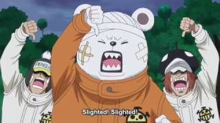 Luffy Reunites with Law and  his Crew   One Piece episode 766 englishsub MP3