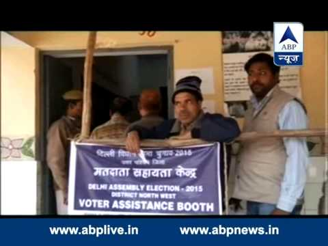 Delhi Polls: Voting on Kiradi Assembly seat