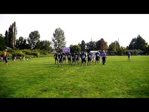 Blanchet vs. Salem Academy Middle school Football 2012 - 04/02/2013
