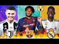أقوى 10 إنتقالات صادمة ستحدث هذا الصيف | نيمار إلى برشلونة وبوجبا إلى ريال مدريد..!!