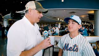 Turk Wendell Goes Undercover For Mets Trivia