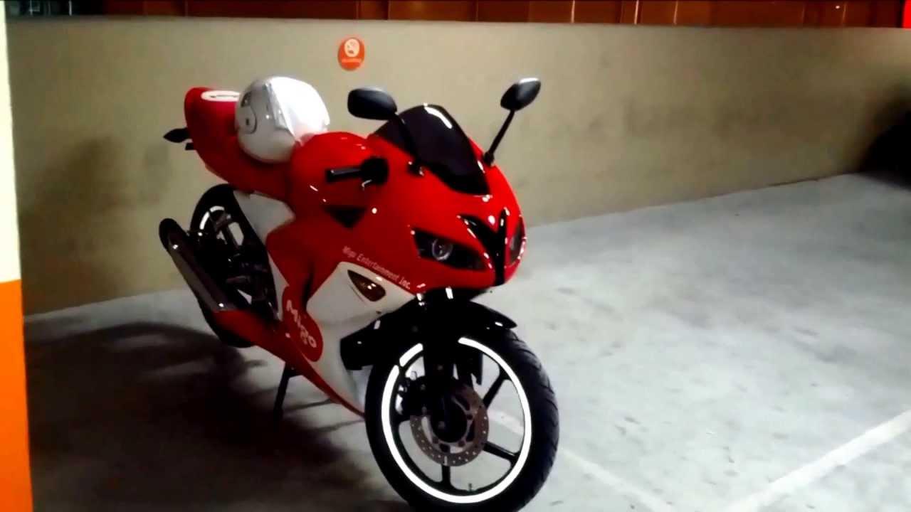 Rouser 135 Ls Modified Kawasaki Bajaj Part 1 Of 3 Youtube