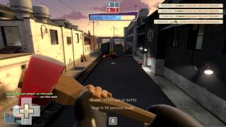 """TF2: Freak Fortress """"The Rocket"""" Gameplay"""