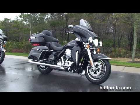 New 2014 Harley Davidson Ultra Limited Motorcycles for sale - Crystal River, FL